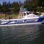 Charter Fishing Boat 2